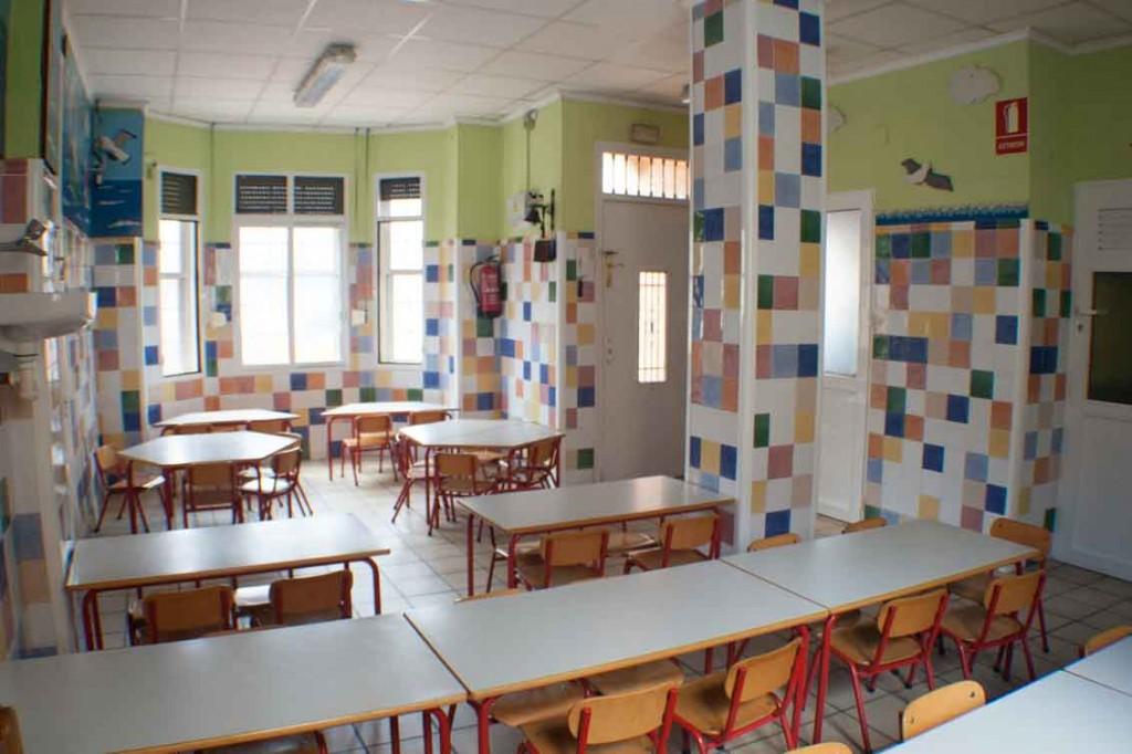 Escuela infantil bambinos comedor y cocina escuela for Comedor de escuela