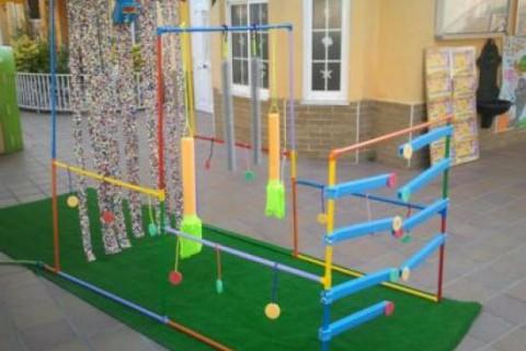 Túnel de Lavado para niños