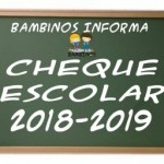 Cheque escolar 18-19