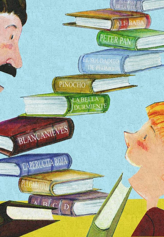 La lectura en familia by Nad 81 (lectoescritura julio)