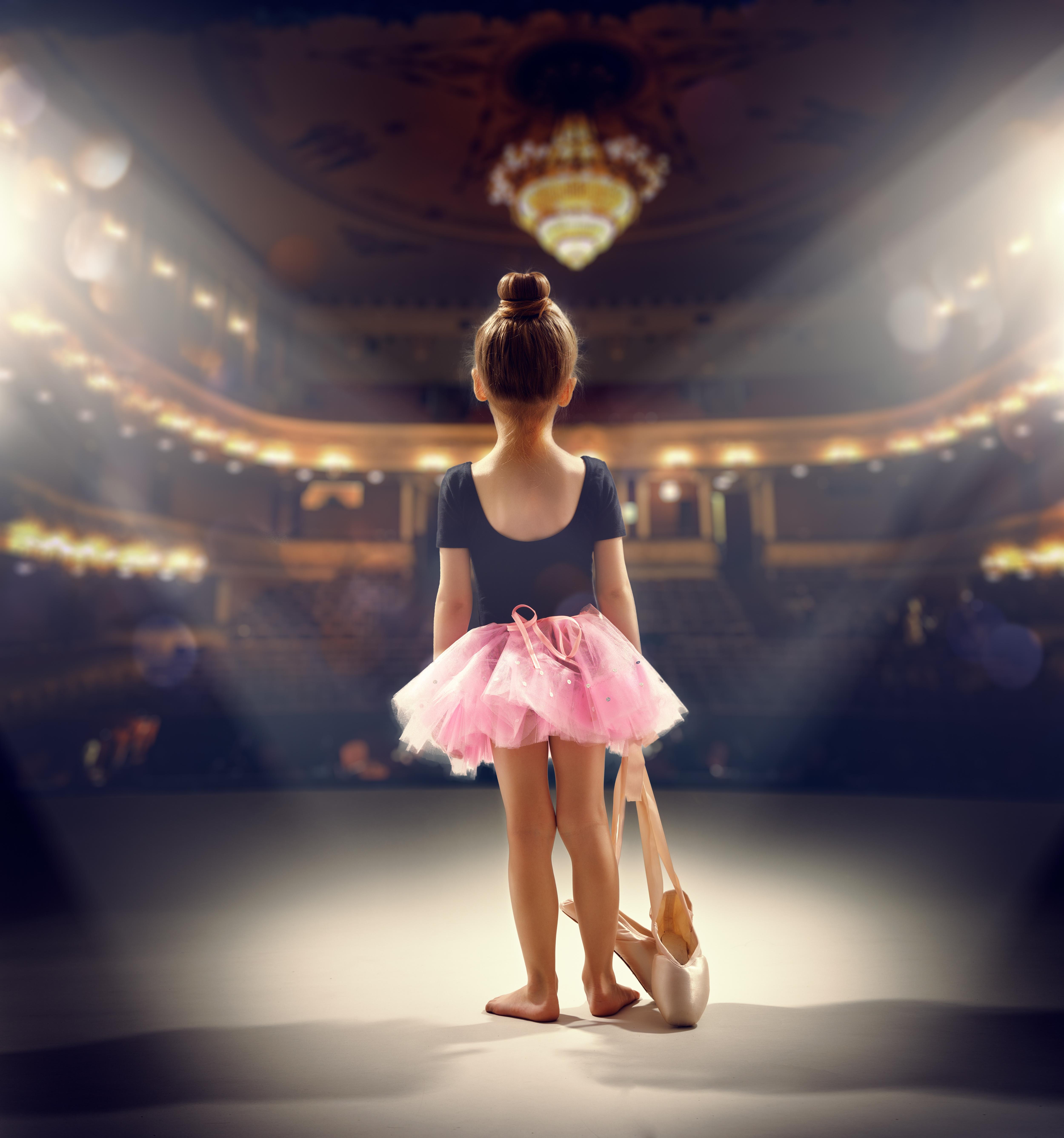 Beneficios del teatro. Bambinos
