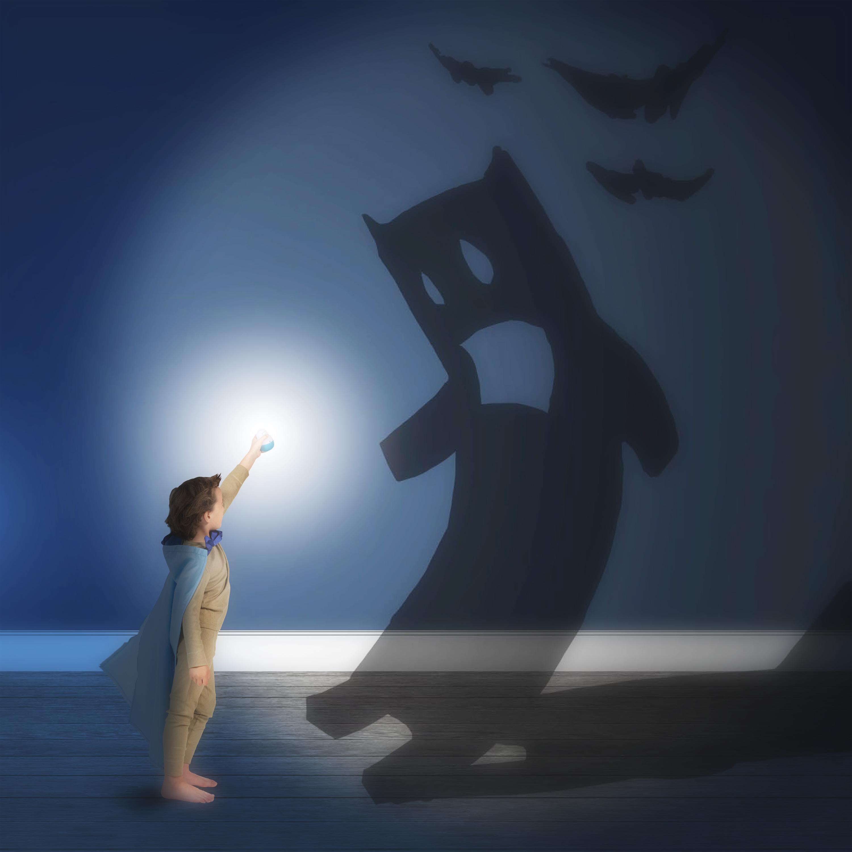 El miedo a la oscuridad