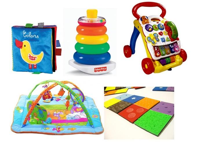 regalos para niños de 0 a 1 años