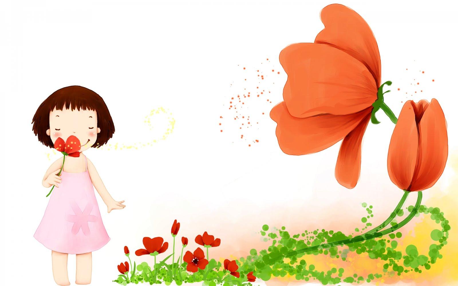 La naturaleza en la infancia