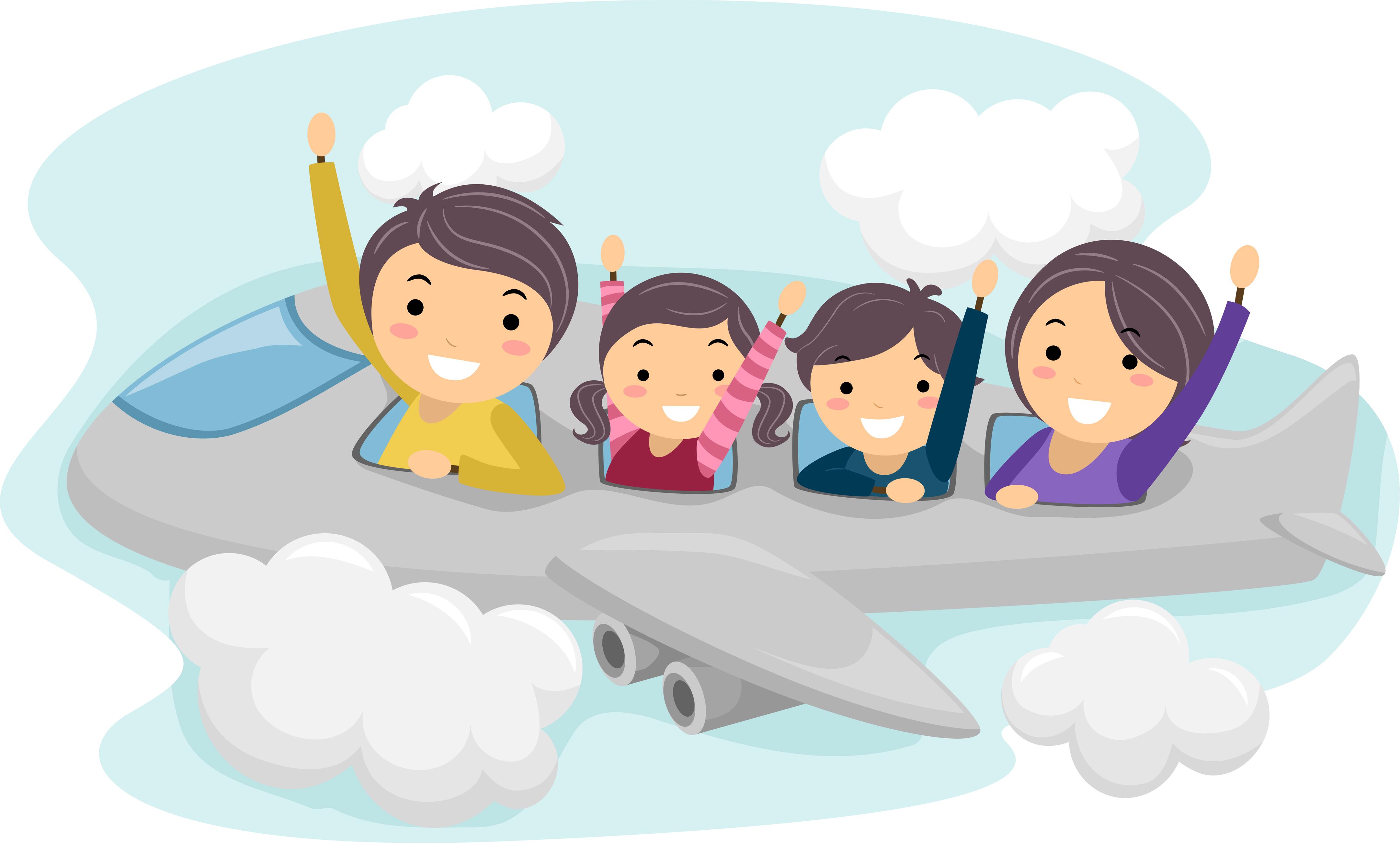 Viajar con niños. Bambinos