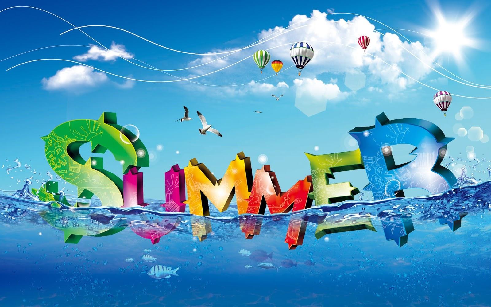 Consejos para el verano de Escuela Infantil bambinos.