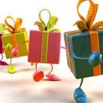 La regla de los cuatro regalos para los niños en Navidad o Reyes Magos