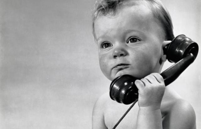 Hablar, Baby Human, Bambinos