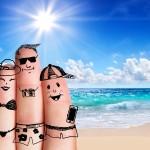 ¿Cómo afectan las vacaciones a los niños?