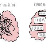 Rutinas y hábitos en edad infantil