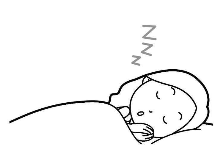 Los niños aprenden a dormir solos. Bambinos