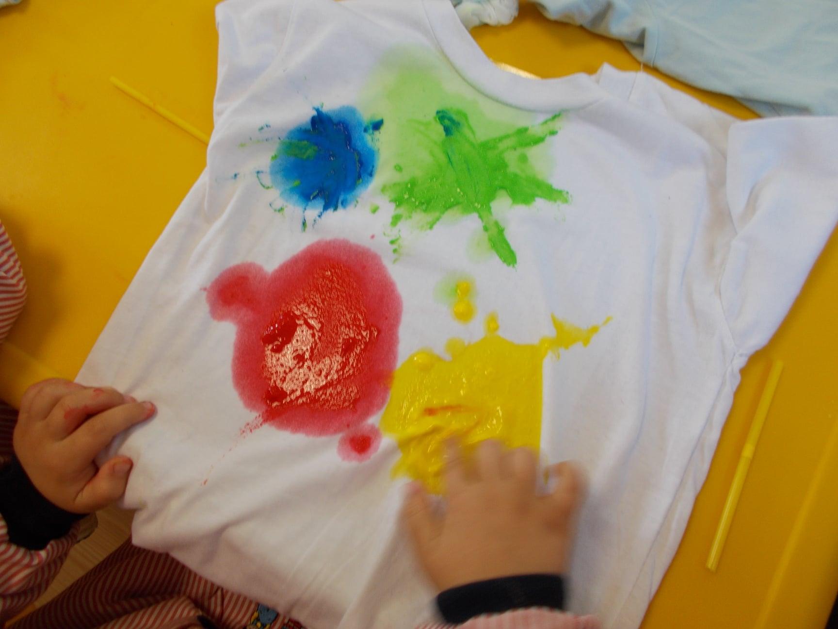 Pintura en Bambinos