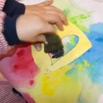 Beneficios del arte en edad infantil