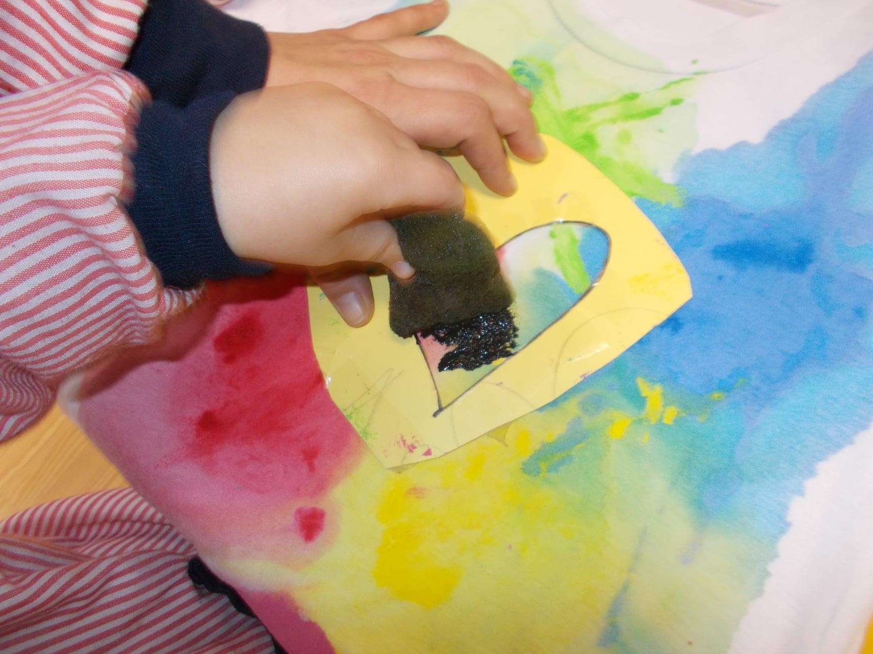 Los beneficios del arte según nuestra escuela. Escuela Infantil Bambinos