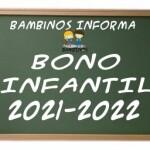 BONO INFANTIL 21-22